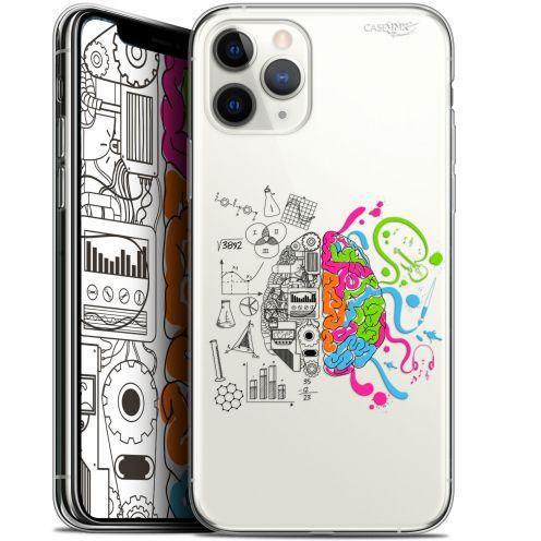 """Carcasa Gel Extra Fina Apple iPhone 11 Pro Max (6.5"""") Design Le Cerveau"""