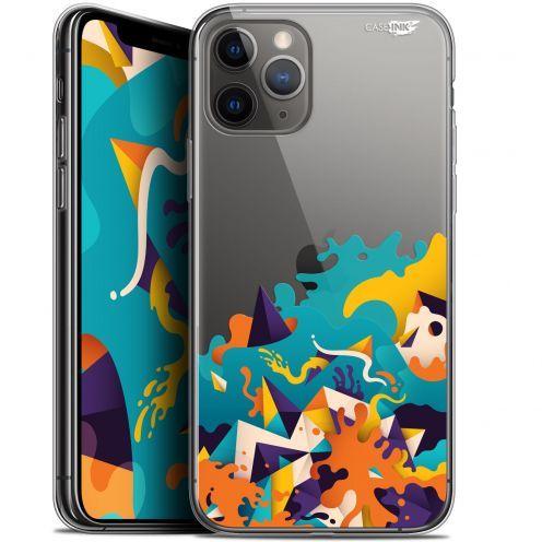 """Carcasa Gel Extra Fina Apple iPhone 11 Pro Max (6.5"""") Design Les Vagues"""