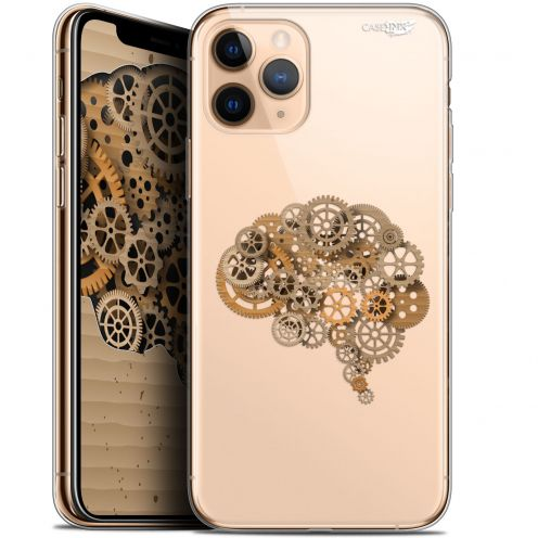 "Carcasa Gel Extra Fina Apple iPhone 11 Pro Max (6.5"") Design Mécanismes du Cerveau"