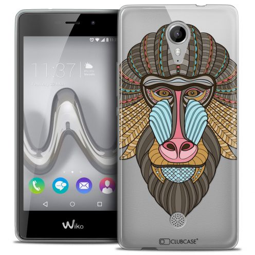 Carcasa Crystal Gel Extra Fina Wiko Tommy Summer Babouin