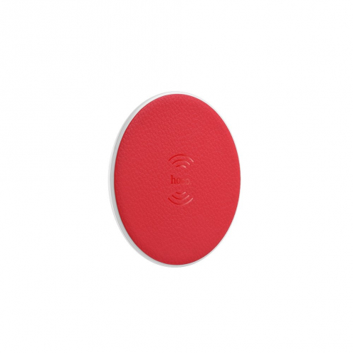 HOCO wireless charger CW14 2,0A red
