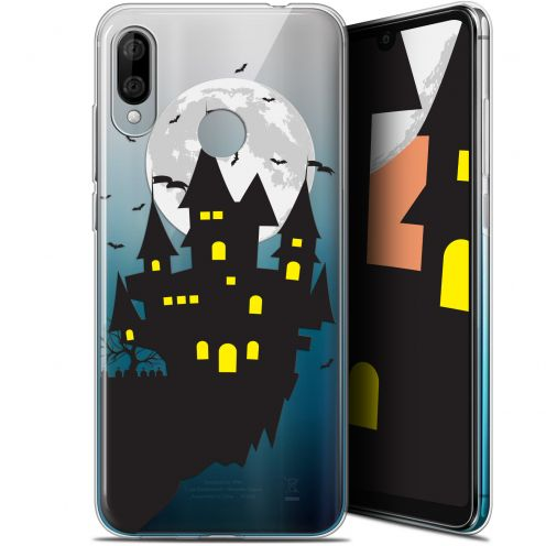 "Carcasa Gel Extra Fina Wiko View 3 LITE (6.09"") Halloween Castle Dream"