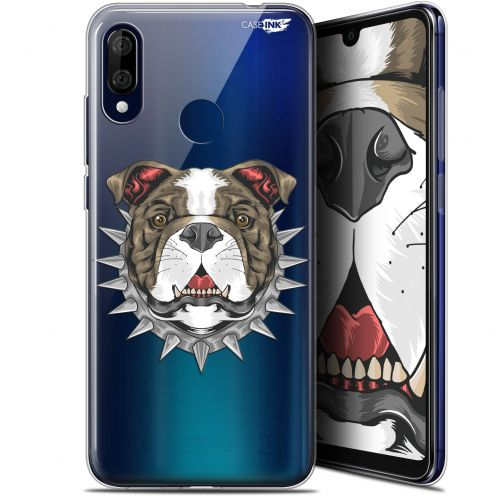 "Carcasa Gel Extra Fina Wiko View 3 LITE (6.09"") Design Doggy"