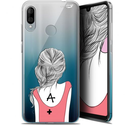 "Carcasa Gel Extra Fina Wiko View 3 LITE (6.09"") Design See You"