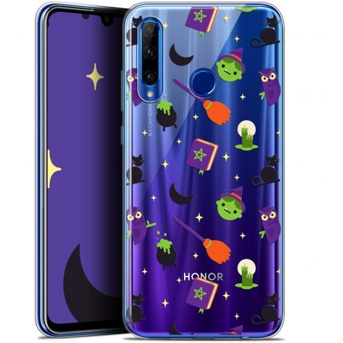 "Carcasa Gel Extra Fina Huawei Honor 20 LITE (6.2"") Halloween Witch Potter"