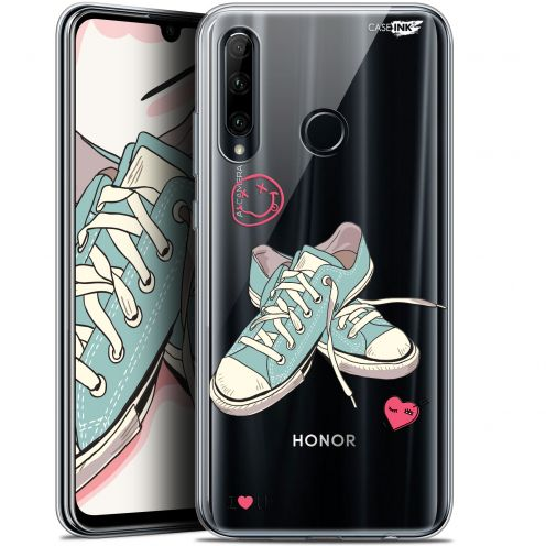 """Carcasa Gel Extra Fina Huawei Honor 20 LITE (6.2"""") Design Mes Sneakers d'Amour"""