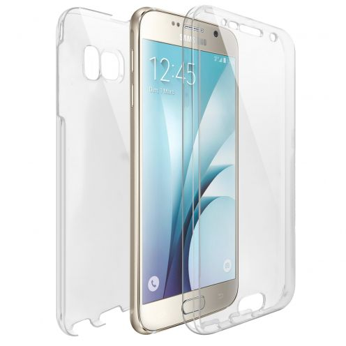 Carcasa Samsung Galaxy S6 (G920) TPU Gel Defense 360º Transparente