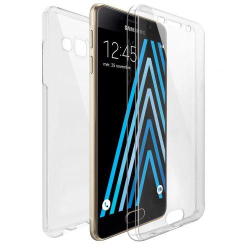 Carcasa Samsung Galaxy A3 2016 (A310) TPU Gel Defense 360º Transparente