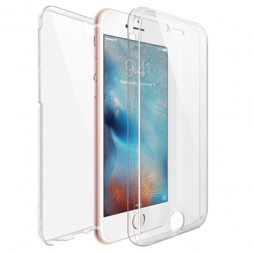 Carcasa Apple iPhone 6/6s Plus (5.5) TPU Gel Defense 360º Transparente