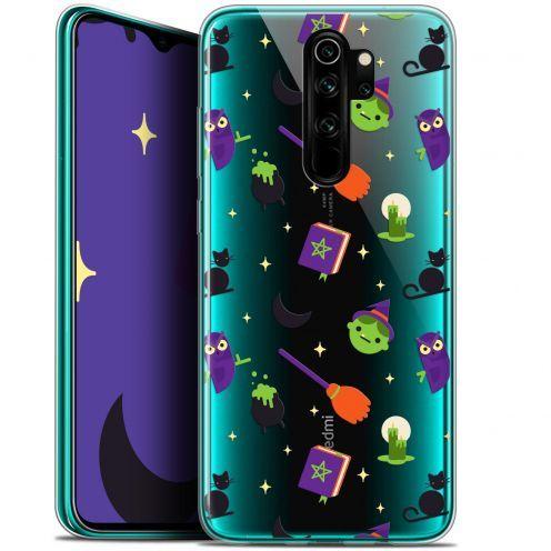 "Carcasa Gel Extra Fina Xiaomi Redmi Note 8 PRO (6.5"") Halloween Witch Potter"