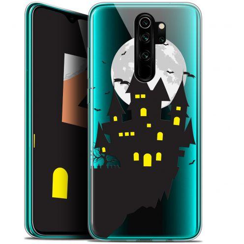 "Carcasa Gel Extra Fina Xiaomi Redmi Note 8 PRO (6.5"") Halloween Castle Dream"