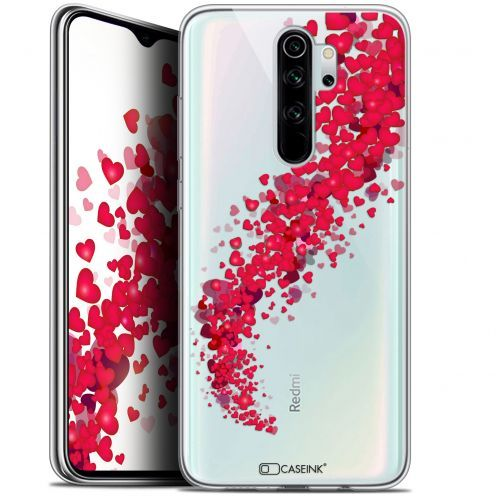 "Carcasa Gel Extra Fina Xiaomi Redmi Note 8 PRO (6.5"") Love Tornado"
