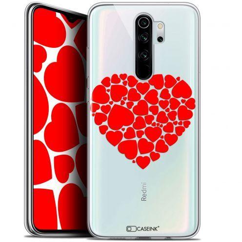 "Carcasa Gel Extra Fina Xiaomi Redmi Note 8 PRO (6.5"") Love Coeur des Coeurs"