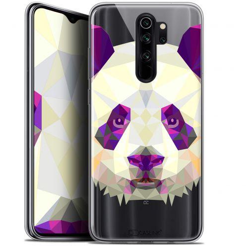 "Carcasa Gel Extra Fina Xiaomi Redmi Note 8 PRO (6.5"") Polygon Animals Panda"