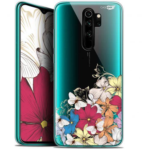 "Carcasa Gel Extra Fina Xiaomi Redmi Note 8 PRO (6.5"") Design Nuage Floral"