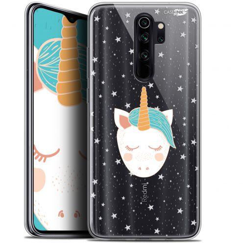 "Carcasa Gel Extra Fina Xiaomi Redmi Note 8 PRO (6.5"") Design Licorne Dors"