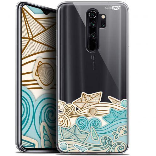 "Carcasa Gel Extra Fina Xiaomi Redmi Note 8 PRO (6.5"") Design Bateau de Papier"
