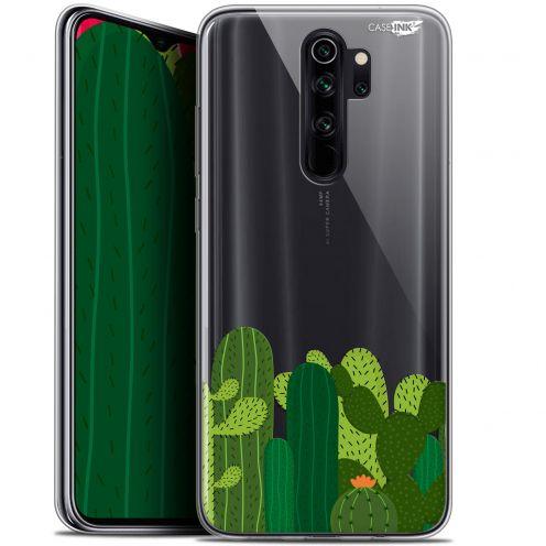 "Carcasa Gel Extra Fina Xiaomi Redmi Note 8 PRO (6.5"") Design Cactus"