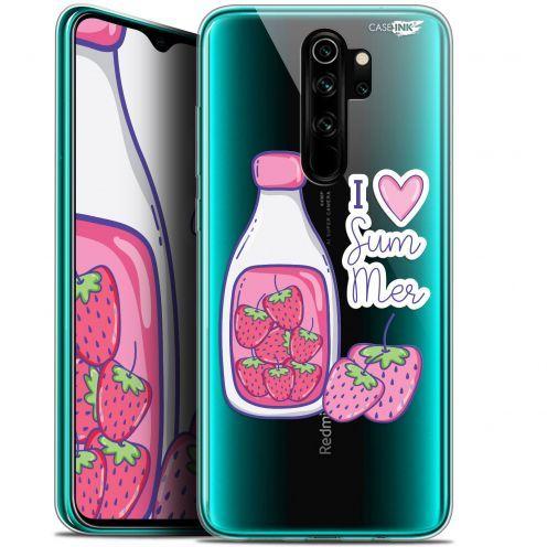 "Carcasa Gel Extra Fina Xiaomi Redmi Note 8 PRO (6.5"") Design Milky Summer"