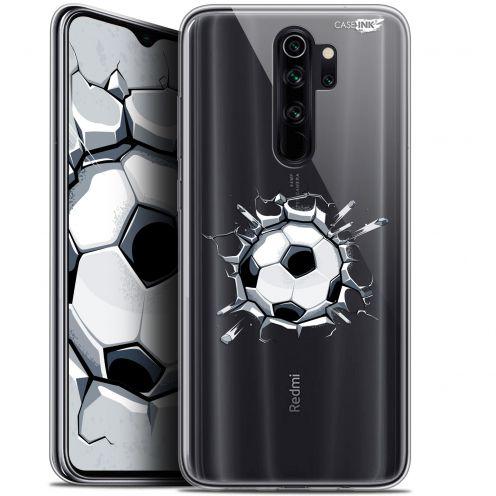 "Carcasa Gel Extra Fina Xiaomi Redmi Note 8 PRO (6.5"") Design Le Balon de Foot"