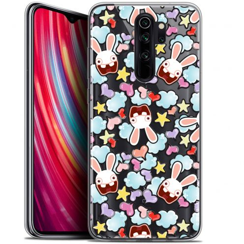 "Carcasa Gel Xiaomi Redmi Note 8 PRO (6.5"") Lapins Crétins™ Love Pattern"