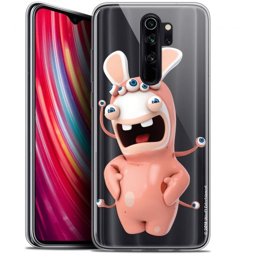 "Carcasa Gel Xiaomi Redmi Note 8 PRO (6.5"") Lapins Crétins™ Extraterrestre"