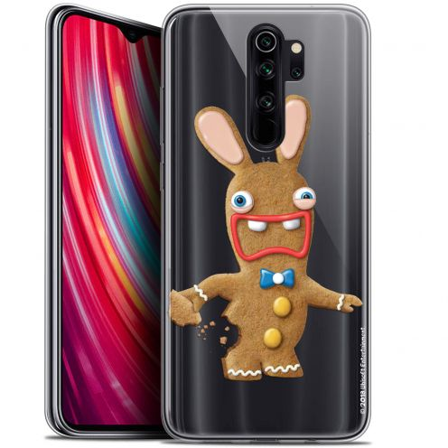 "Carcasa Gel Xiaomi Redmi Note 8 PRO (6.5"") Lapins Crétins™ Cookie"