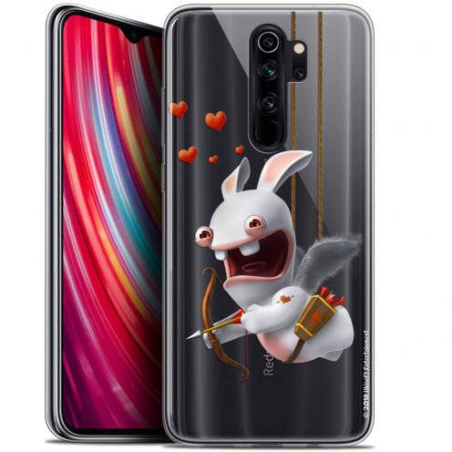 "Carcasa Gel Xiaomi Redmi Note 8 PRO (6.5"") Lapins Crétins™ Flying Cupidon"