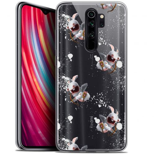 "Carcasa Gel Xiaomi Redmi Note 8 PRO (6.5"") Lapins Crétins™ Cupidon Pattern"