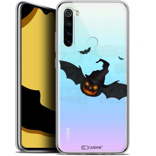 "Carcasa Gel Extra Fina Xiaomi Redmi Note 8 (6.3"") Halloween Chauve Citrouille"