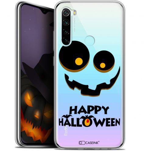 "Carcasa Gel Extra Fina Xiaomi Redmi Note 8 (6.3"") Halloween Happy"
