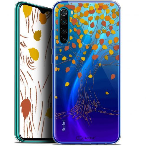 "Carcasa Gel Extra Fina Xiaomi Redmi Note 8 (6.3"") Autumn 16 Tree"