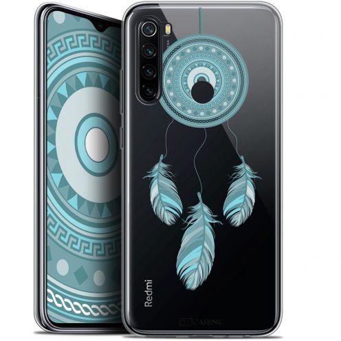 """Carcasa Gel Extra Fina Xiaomi Redmi Note 8 (6.3"""") Dreamy Attrape Rêves Blue"""