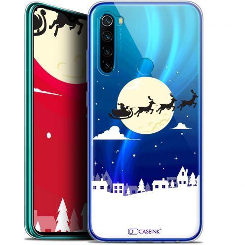 "Carcasa Gel Extra Fina Xiaomi Redmi Note 8 (6.3"") Noël 2017 Flying Stanta"