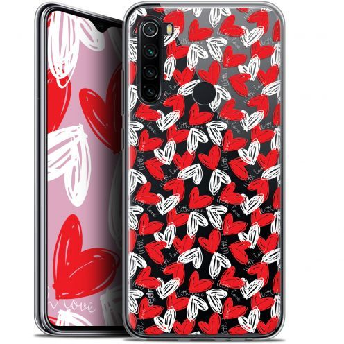 "Carcasa Gel Extra Fina Xiaomi Redmi Note 8 (6.3"") Love With Love"