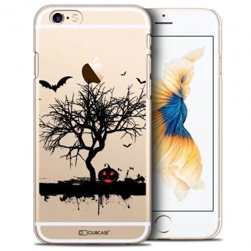 Carcasa Crystal Extra Fina iPhone 6/6s Plus (5.5) Halloween Devil's Tree
