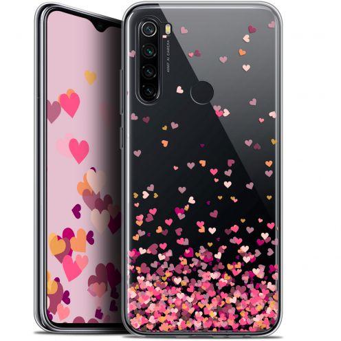 "Carcasa Gel Extra Fina Xiaomi Redmi Note 8 (6.3"") Sweetie Heart Flakes"