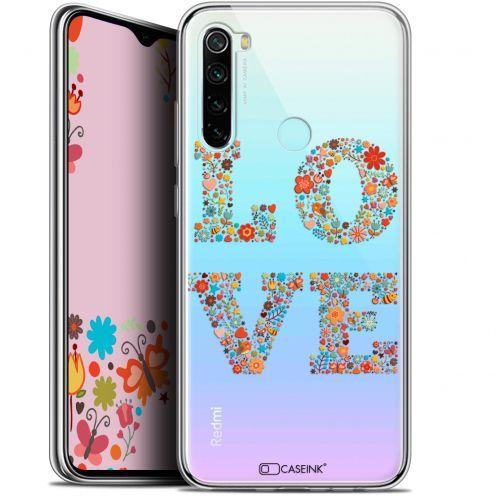 "Carcasa Gel Extra Fina Xiaomi Redmi Note 8 (6.3"") Summer Love Flowers"