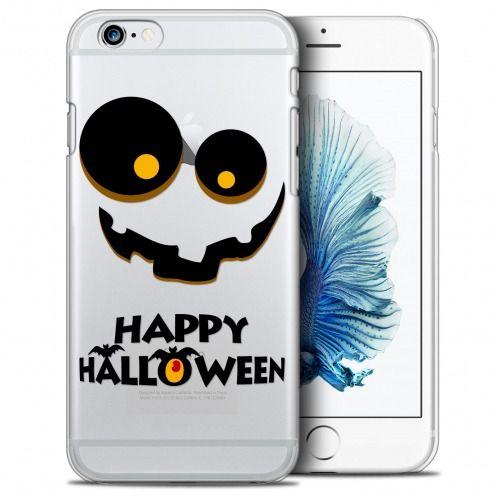 Carcasa Crystal Extra Fina iPhone 6/6s (4.7) Halloween Happy