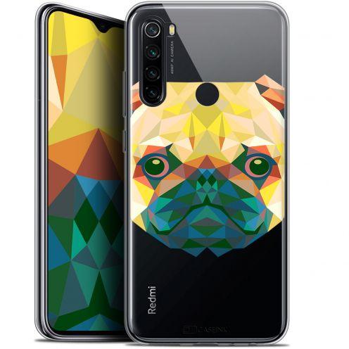 """Carcasa Gel Extra Fina Xiaomi Redmi Note 8 (6.3"""") Polygon Animals Perro"""