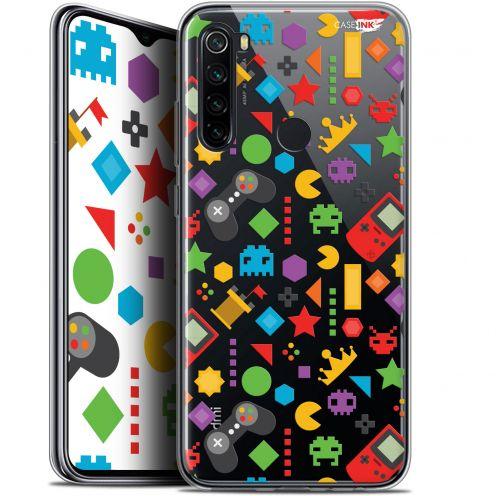 "Carcasa Gel Extra Fina Xiaomi Redmi Note 8 (6.3"") Design PacMan"