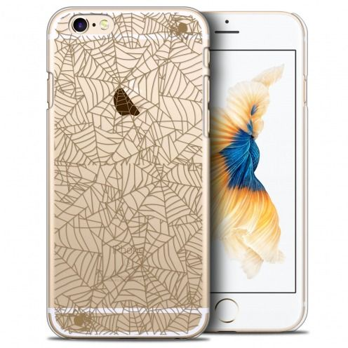 Carcasa Crystal Extra Fina iPhone 6/6s Plus (5.5) Halloween Spooky Spider