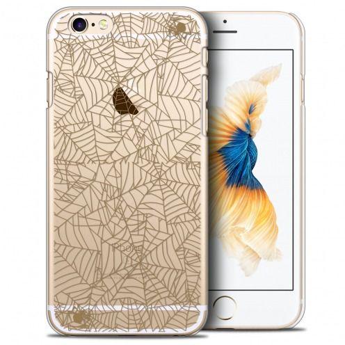 Carcasa Crystal Extra Fina iPhone 6/6s (4.7) Halloween Spooky Spider