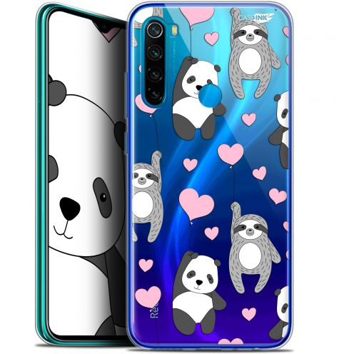 "Carcasa Gel Extra Fina Xiaomi Redmi Note 8 (6.3"") Design Panda'mour"