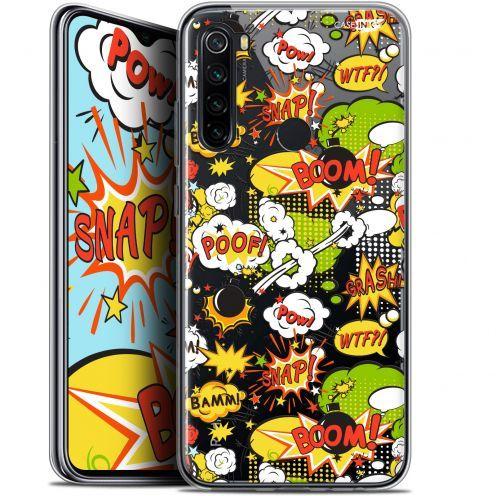 "Carcasa Gel Extra Fina Xiaomi Redmi Note 8 (6.3"") Design Bim Bam Boom"