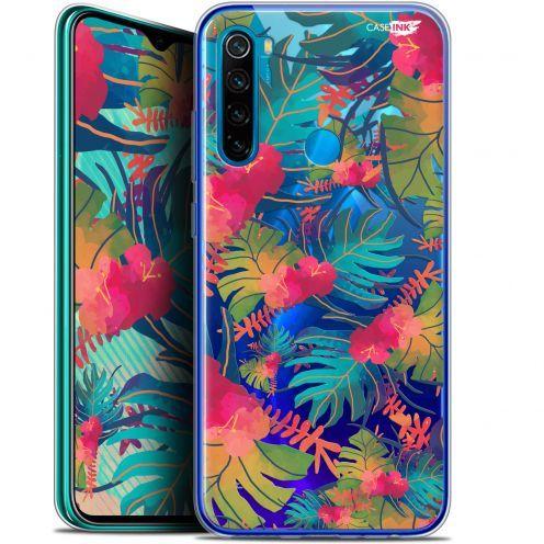 """Carcasa Gel Extra Fina Xiaomi Redmi Note 8 (6.3"""") Design Couleurs des Tropiques"""