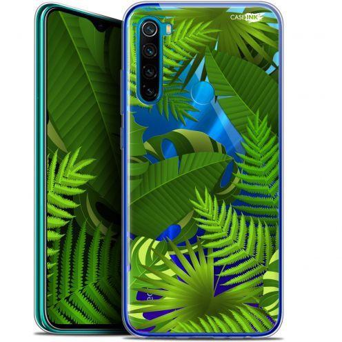 """Carcasa Gel Extra Fina Xiaomi Redmi Note 8 (6.3"""") Design Plantes des Tropiques"""