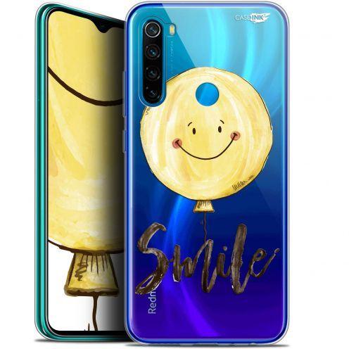 """Carcasa Gel Extra Fina Xiaomi Redmi Note 8 (6.3"""") Design Smile Baloon"""