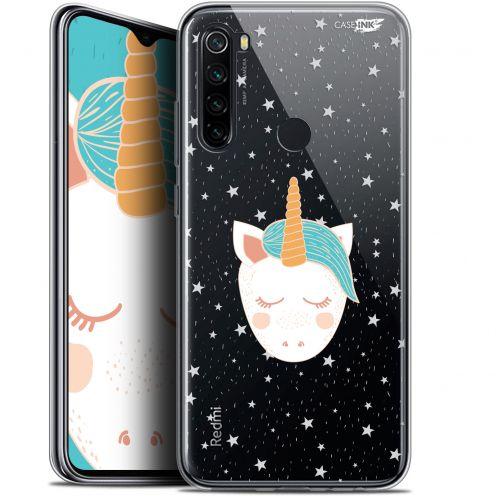 "Carcasa Gel Extra Fina Xiaomi Redmi Note 8 (6.3"") Design Licorne Dors"