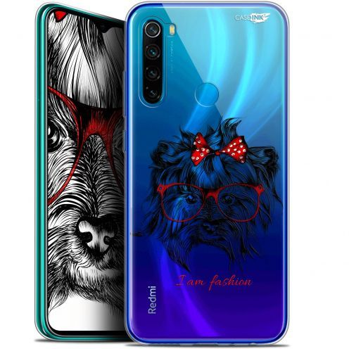 "Carcasa Gel Extra Fina Xiaomi Redmi Note 8 (6.3"") Design Fashion Dog"